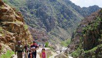 Iran's Kurdistan: Sanandaj and Palangan