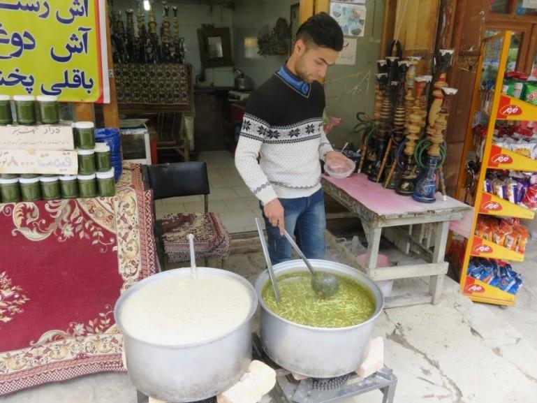 Asht in Masuleh Iran