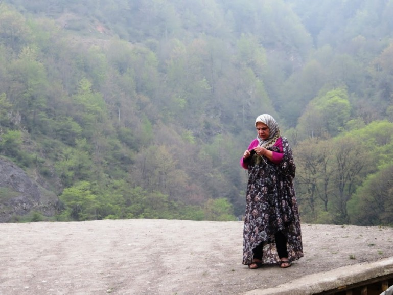 Masuleh Iran: a guide to the mountains of Gilan