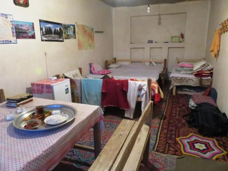 Hotel Koosaran in Gazor Khan