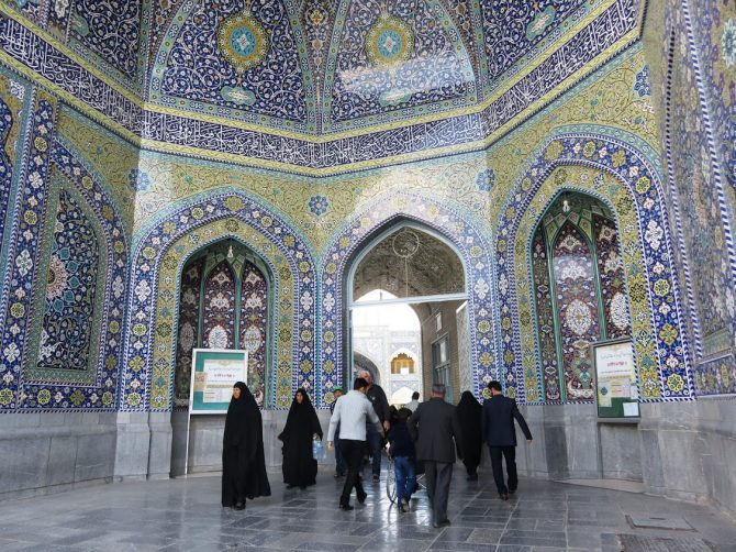 Qom: the religious face of Iran