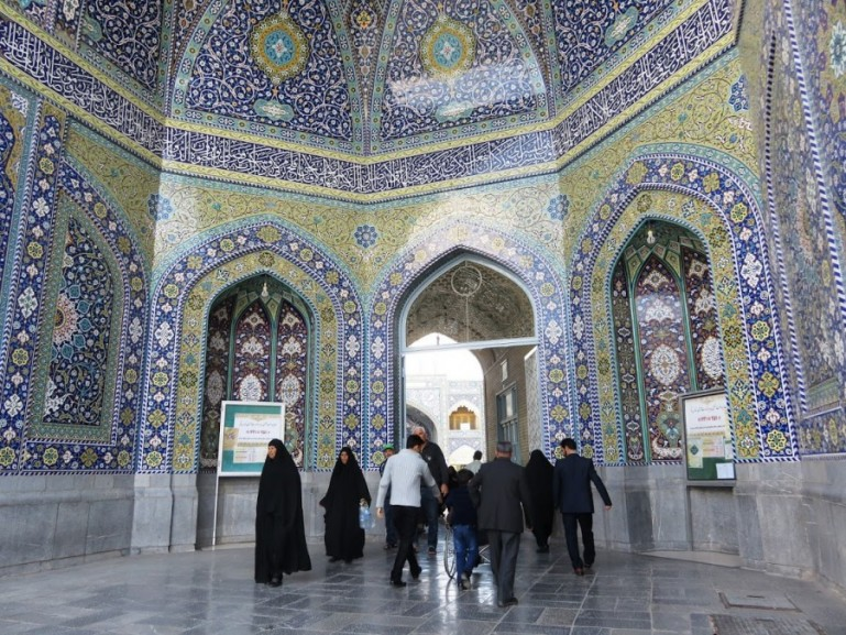 Things to do in Qom: the religious face of Iran