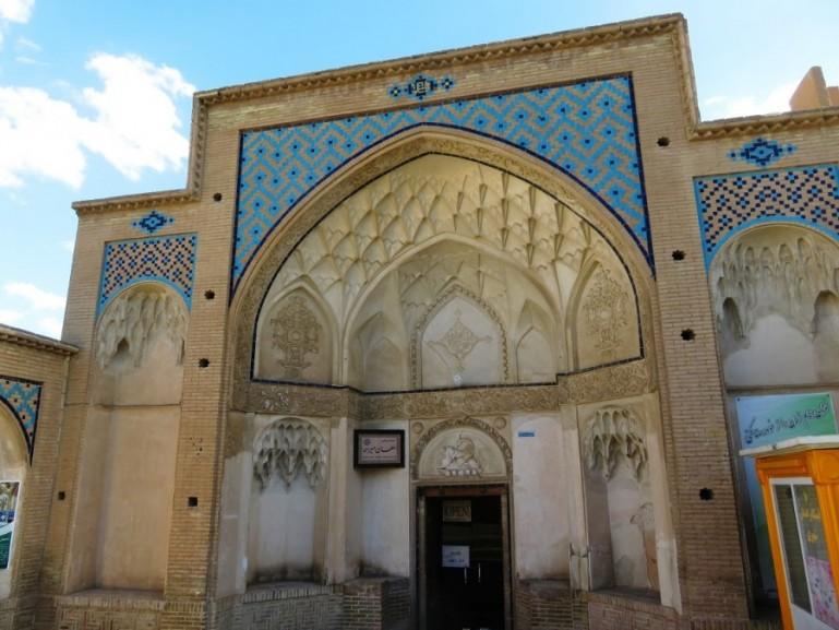 Sultan Mir ahhmad Hammam in Kashan Iran