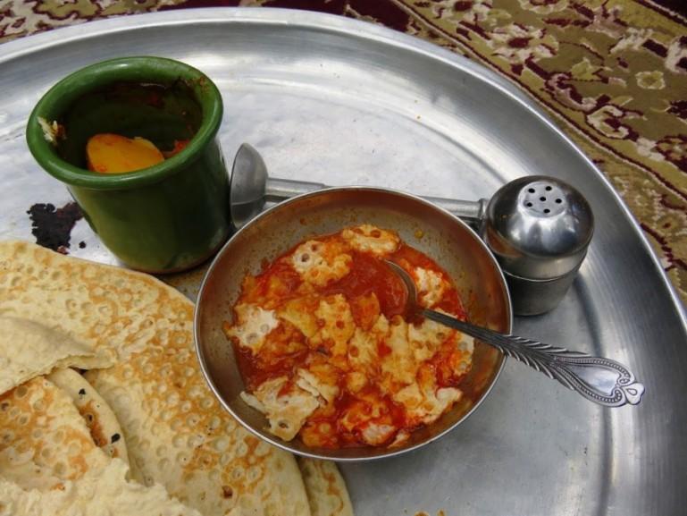 Abgoosht or dishi is my favourite Persian food