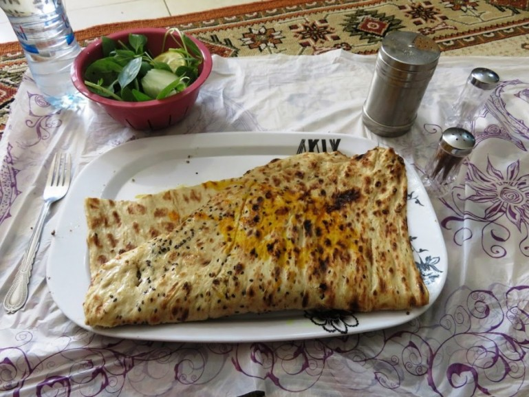 Trying Beryan is aming the best things to do in Isfahan