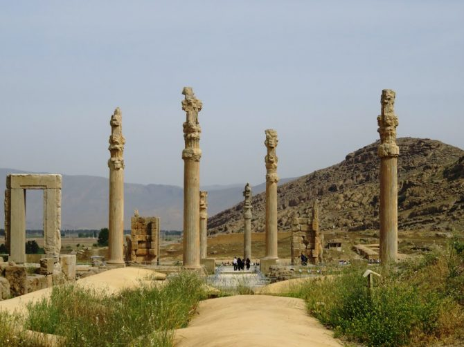 A Persepolis travel guide: How to visit Persepolis Iran