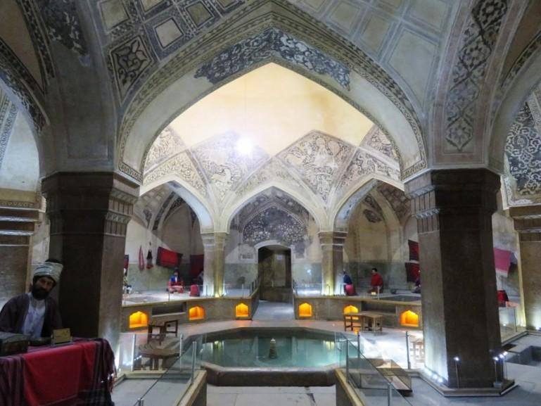 Vakil hammam in Shiraz