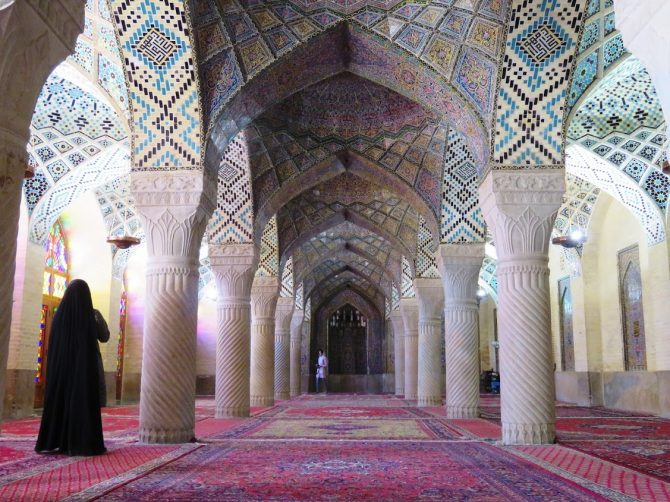 Shiraz: Iran's center of poetry and beauty