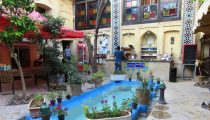 Top 10 budget hotels in Iran