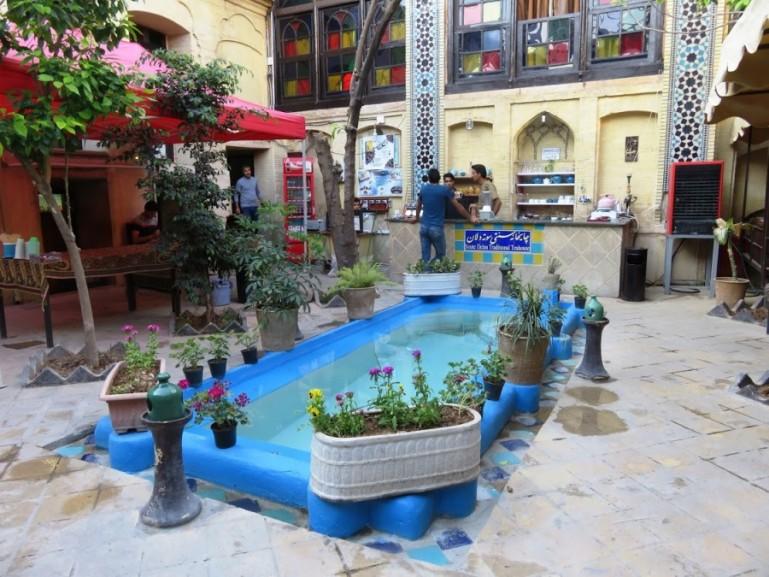 Niayesh boutique hotel in Shiraz