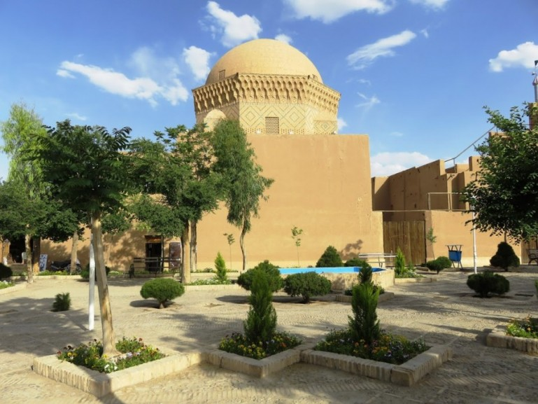 Alexander prison in the old town of Yazd