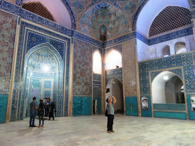 16 Things to do in Yazd: a travel guide to Iran's desert city