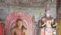 Backpacking Sri Lanka's cultural triangle
