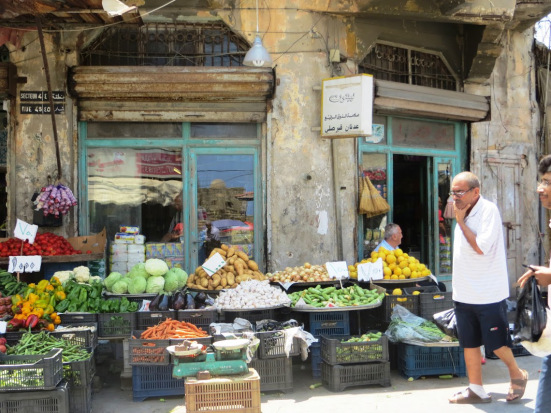 Backpacking Lebanon: the different faces of the middle east.