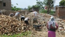 Volunteering with All Hands in Nepal