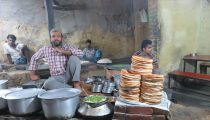 Exploring Delhi's Nizamuddin Basti with the Hope project