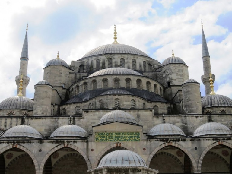 The blue mosque is the most beautiful mosque in Istanbul and should be part of any Istanbul itinerary