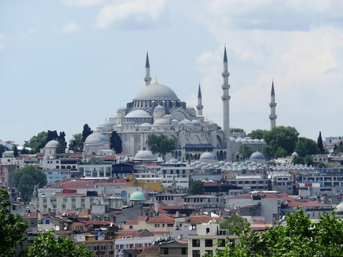 A 24 hour Istanbul itinerary: what to see in Istanbul in one day