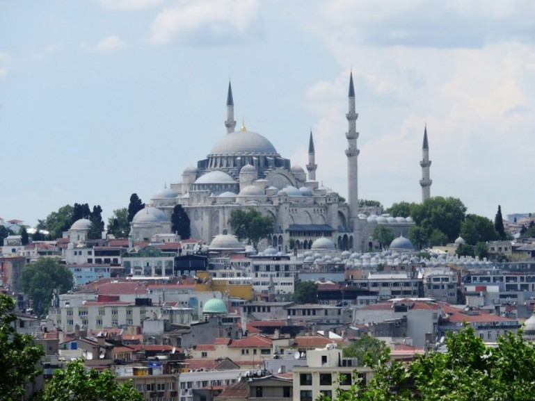 Istanbul in one day: a 24 hour Istanbul itinerary