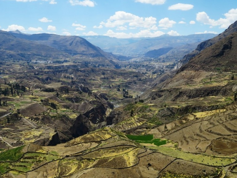 The Colca Canyon trek in Peru: a travel guide