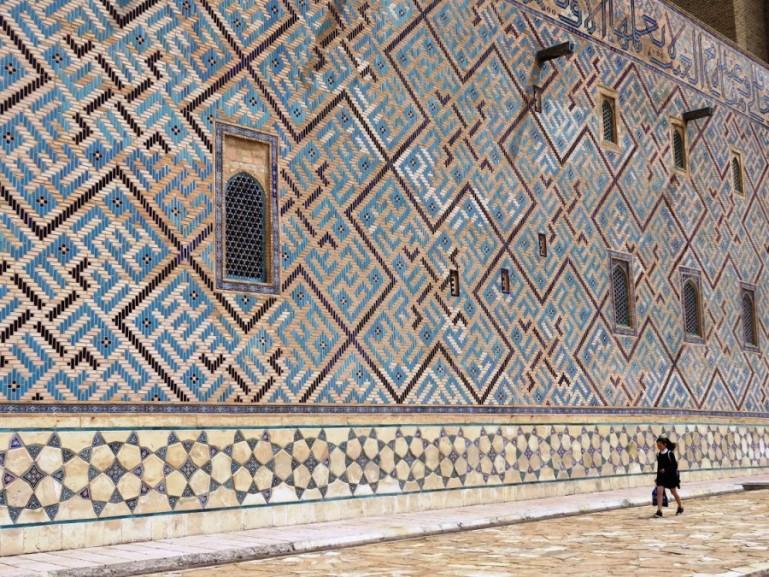 Turkestan Kazakhstan: the Kazakh silk road