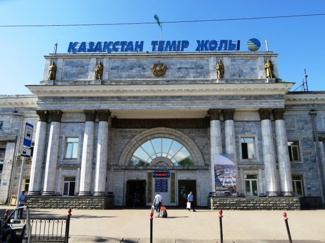 Kazakhstan by train: a 2 week itinerary