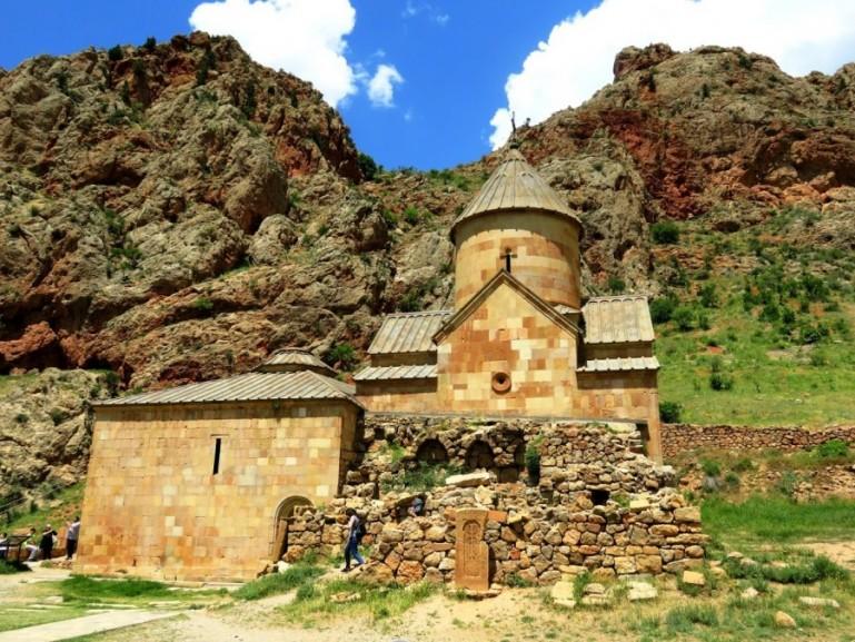 Noravank is one of Armenia's highlights