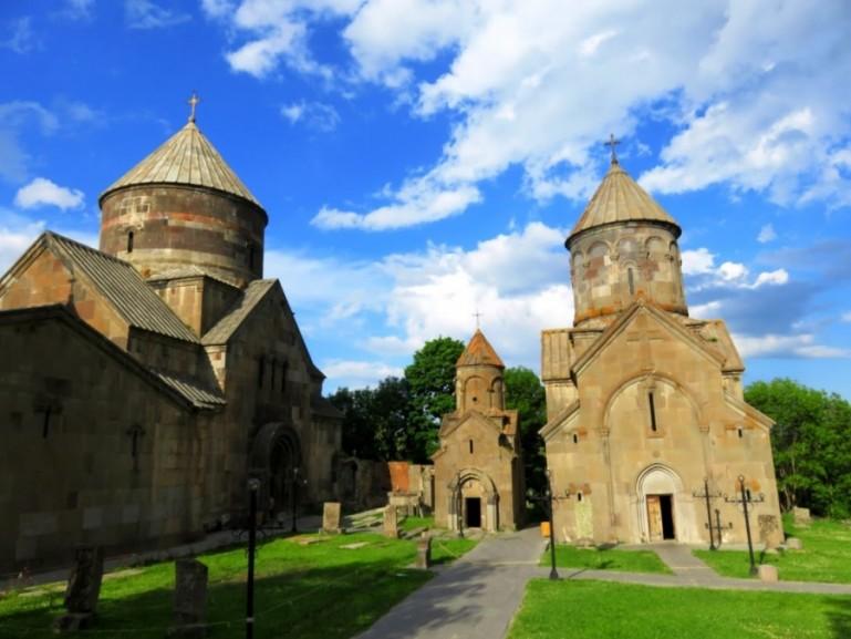 Tsaghkadzor in Armenia