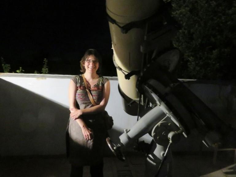 Byurakan Astronomical Observatory in Armenia