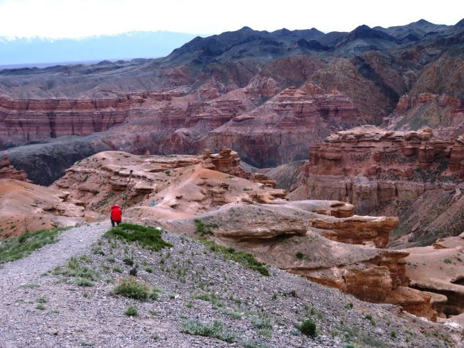 Charyn Canyon National Park in Kazakhstan: a travel guide