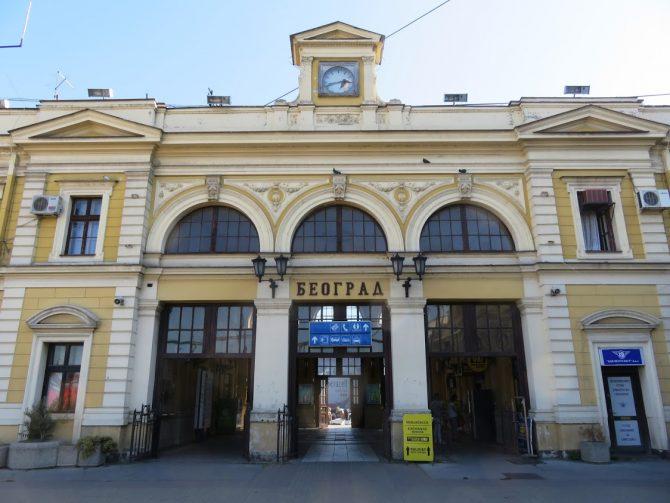 Montenegro express: the Belgrade to Bar train