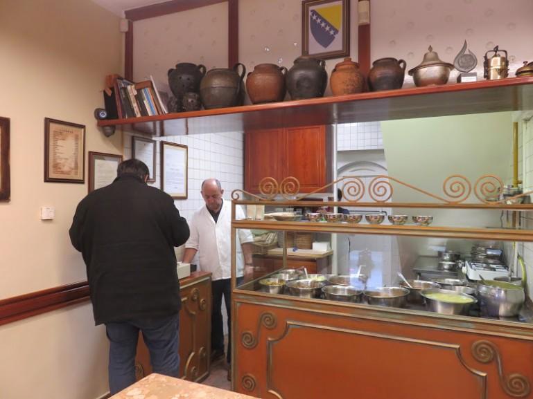 Ascinica Hadzibajric is one of the cheapest restaurants in Sarajevo