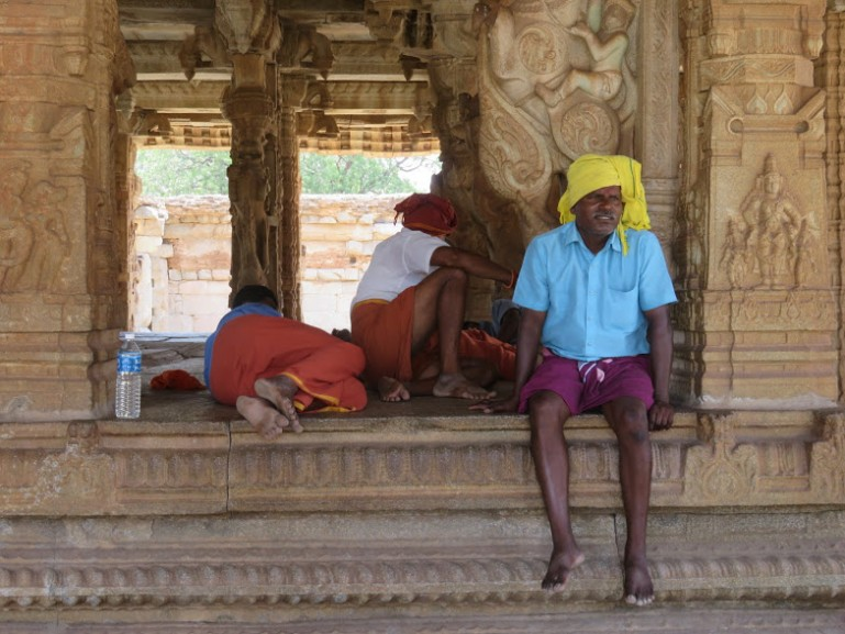 Places to visit in Hampi in 3 days: a Hampi itinerary