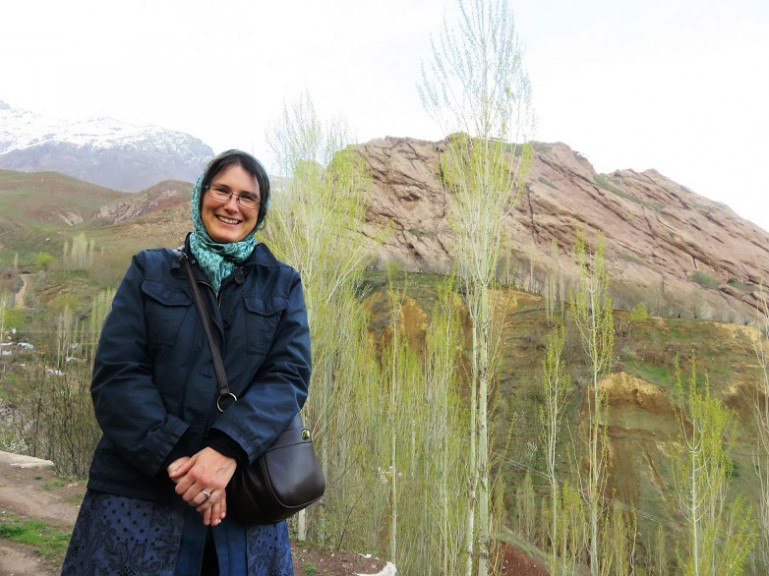 Alamut Valley and the castle of the Assassins: a travel guide