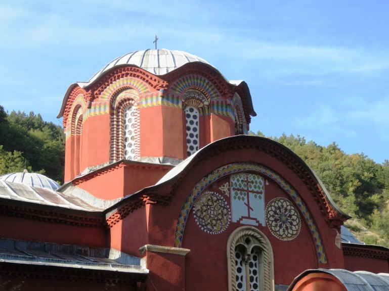 Patriarchate of Pec is among the top things to do in Kosovo