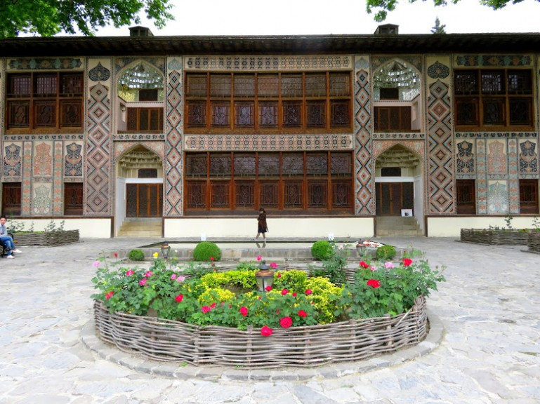 The Summer Palace of the Shaki Khans is among the top things to do in Sheki