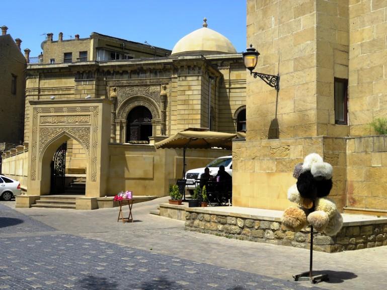 Juma mosque in Baku