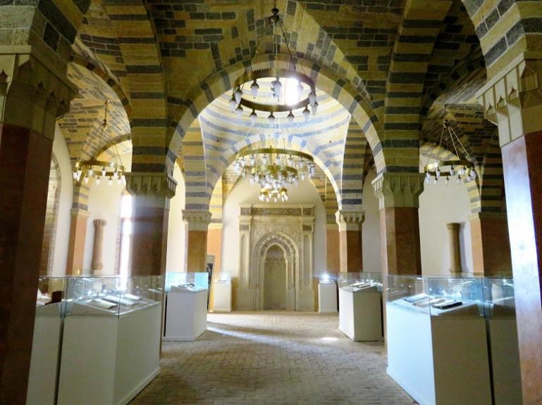 Palace of the Shirvanshah in  Baku