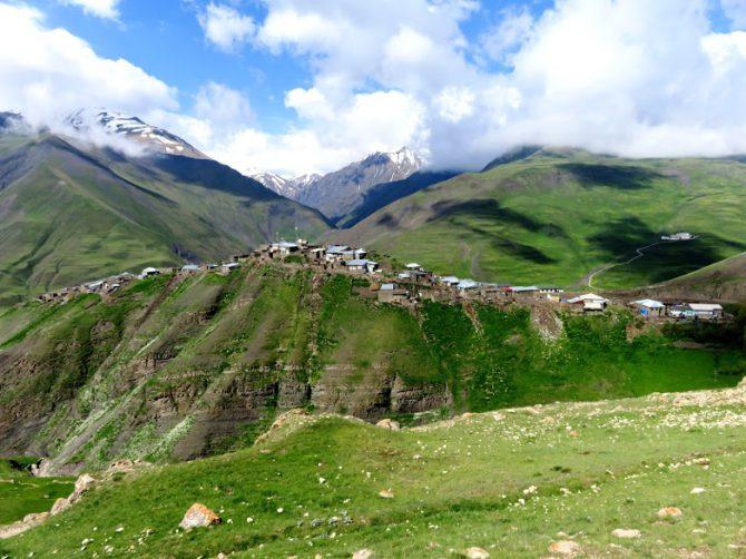 Xinaliq: Azerbaijans wild mountains