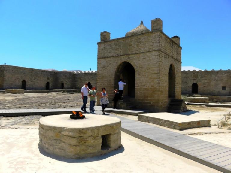 The best day trips from Baku Azerbaijan