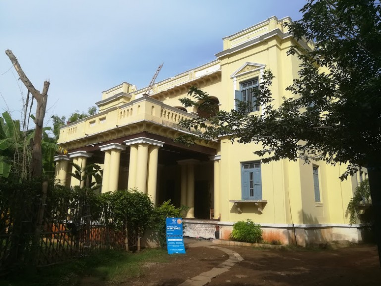 things to do in mysore: mansion 1907