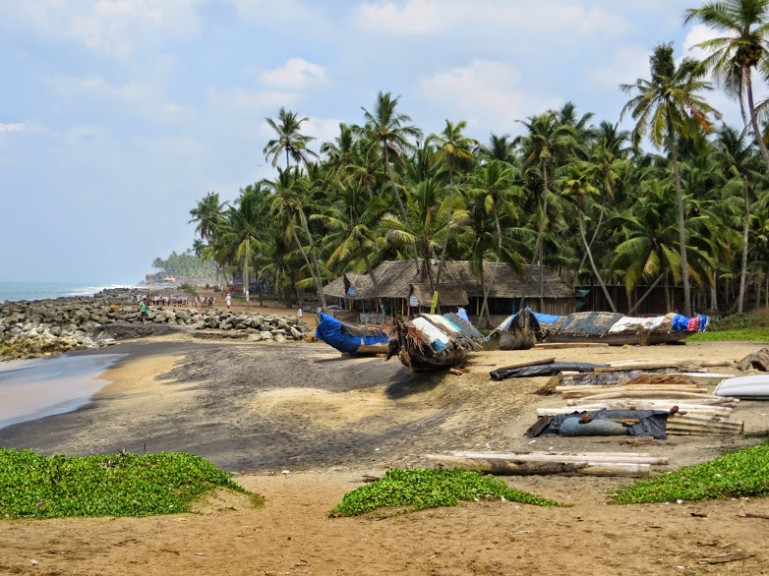 Odayam beach