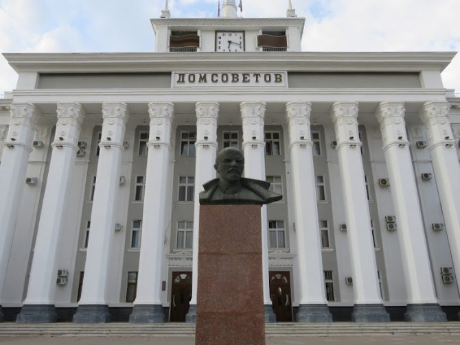 The best things to do in Tiraspol: travel to Transnistria