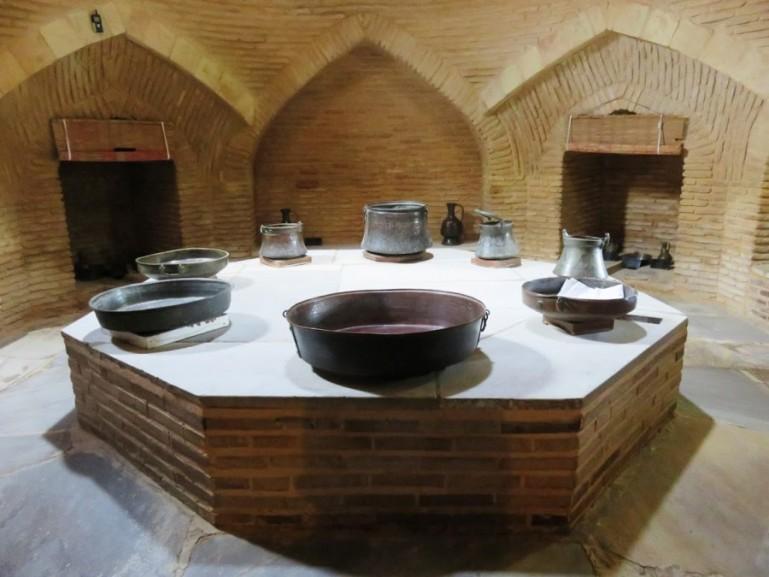 Yasaui mausoleum in Turkestan Kazakhstan