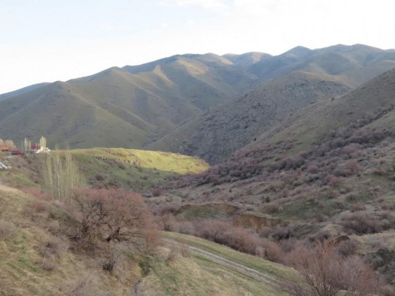Sairam Ugam National Park in Kazakhstan