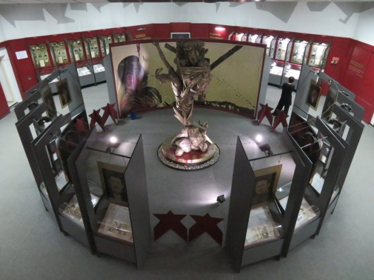 museum of victims of political repression in Shymkent