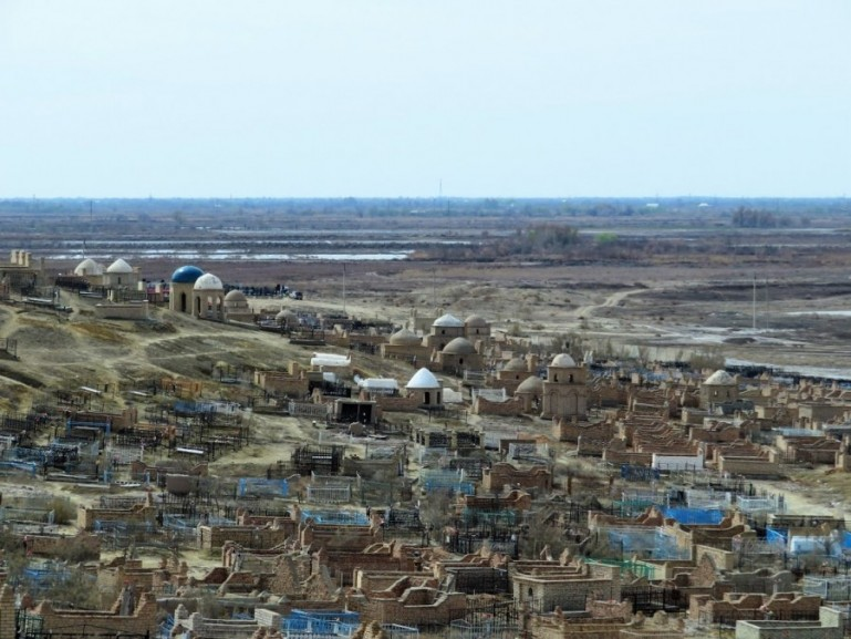Mizdakhan Necropolos is among the top things to do near Nukus