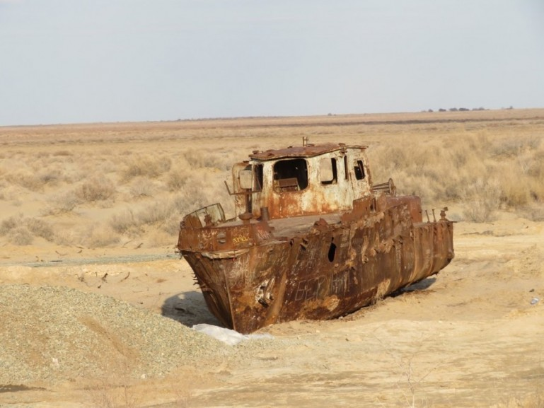 Moynaq: a travel guide to the Aral sea in Uzbekistan