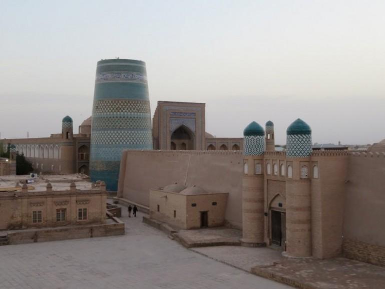 Top things to do in Khiva:  Uzbekistan's desert city
