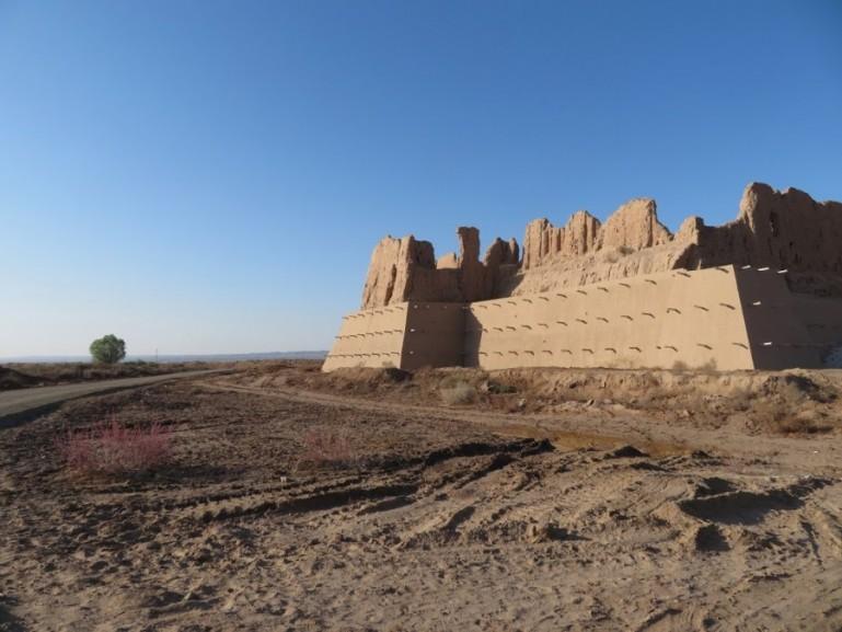Khorezm fortresses Uzbekistan